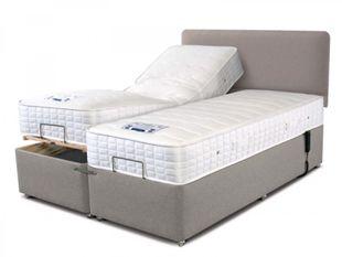 Sleepeezee Cooler Comfort Adjustable Divan
