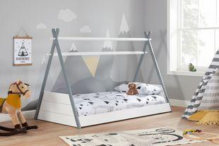 Birlea Teepee Children's Bed White & Grey