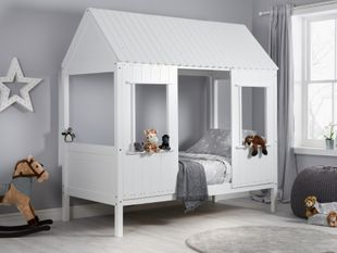 Birlea White Treehouse Bed