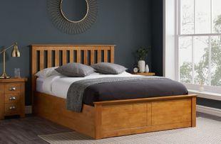 Birlea Phoenix Wooden Ottoman Bed Frame
