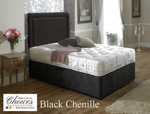 Choices Ortho Pocket Divan Bed