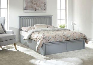 GFW Como Wooden Ottoman Bed Frame