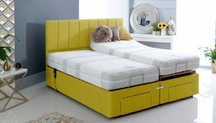 MiBed Cool Gel Support Adjustable Bed Elite