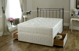 Corinthian Ortho Divan Bed