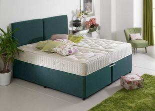 Custom Size Couples Duo Divan Bed