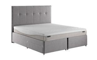 Dunlopillo Diamond Divan Bed
