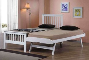 Portland Wooden Guest Bed