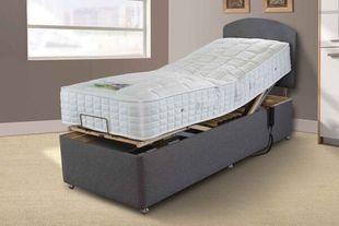 Sleepeezee Gel Comfort 1000 Adjustable Divan
