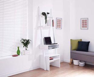 GFW Ladder Desk + Stool Set