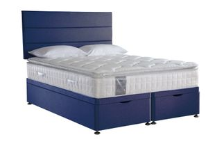 Sealy Pearl Ortho Ottoman Divan Bed