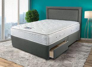 Sleepeezee Memory Comfort 1000 Divan