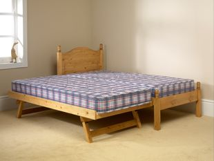 Orlando Wooden Guest Bed