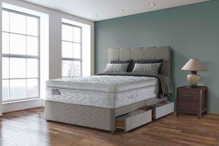 Sealy Palatine Latex Divan Bed