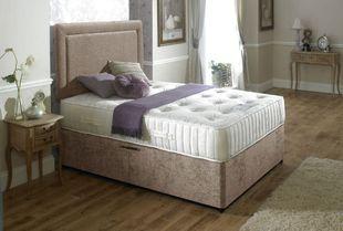 Rosa 1000 Pocket Divan Bed