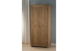 Birlea Santiago 2 Door Wardrobe