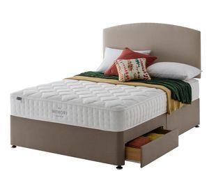 Silentnight Castiel Divan Bed