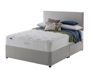 Silentnight Seraph Divan Bed