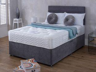 Sleepover Deluxe Divan Bed