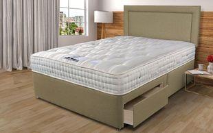 Sleepeezee Backcare Luxury 1400 Divan