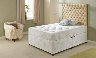 Voyager Pocket Divan Bed
